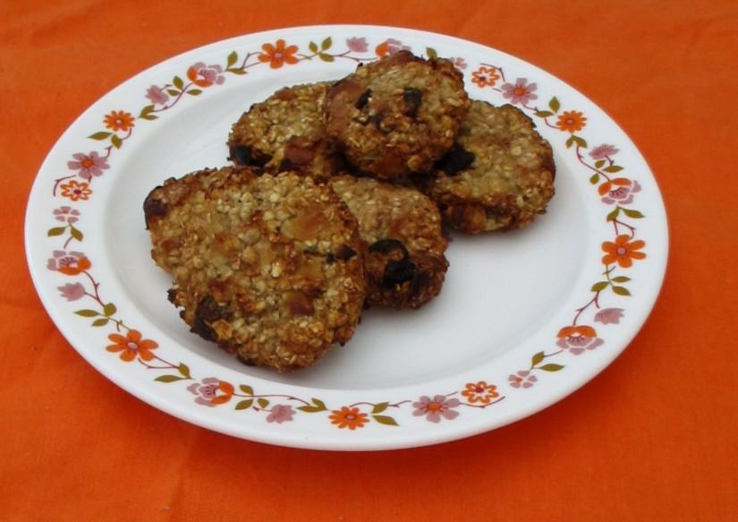 2 ingredienten koekjes suikervrij veganistisch vegan lactosevrij glutenvrij e-nummervrij