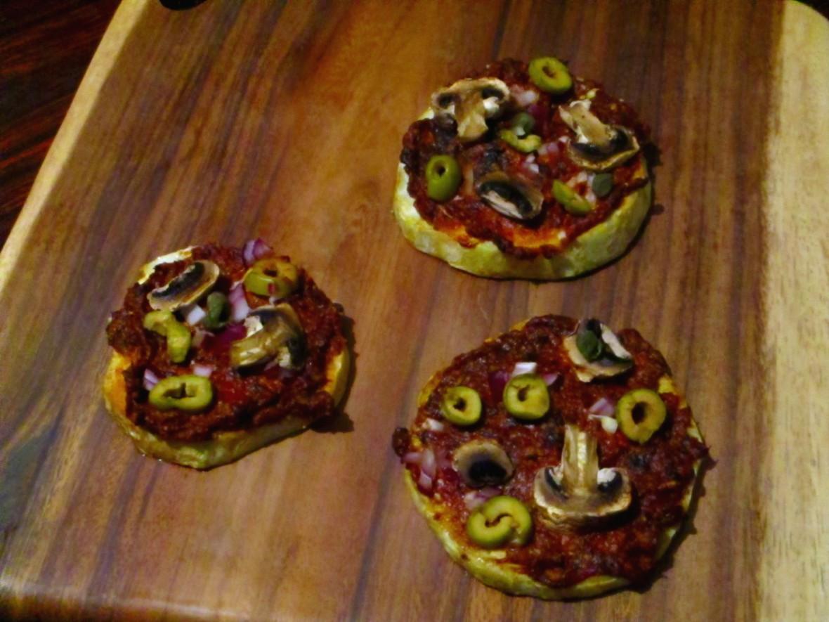 groentenpizza's vagn veganistisch lactosevrij glutenvrij