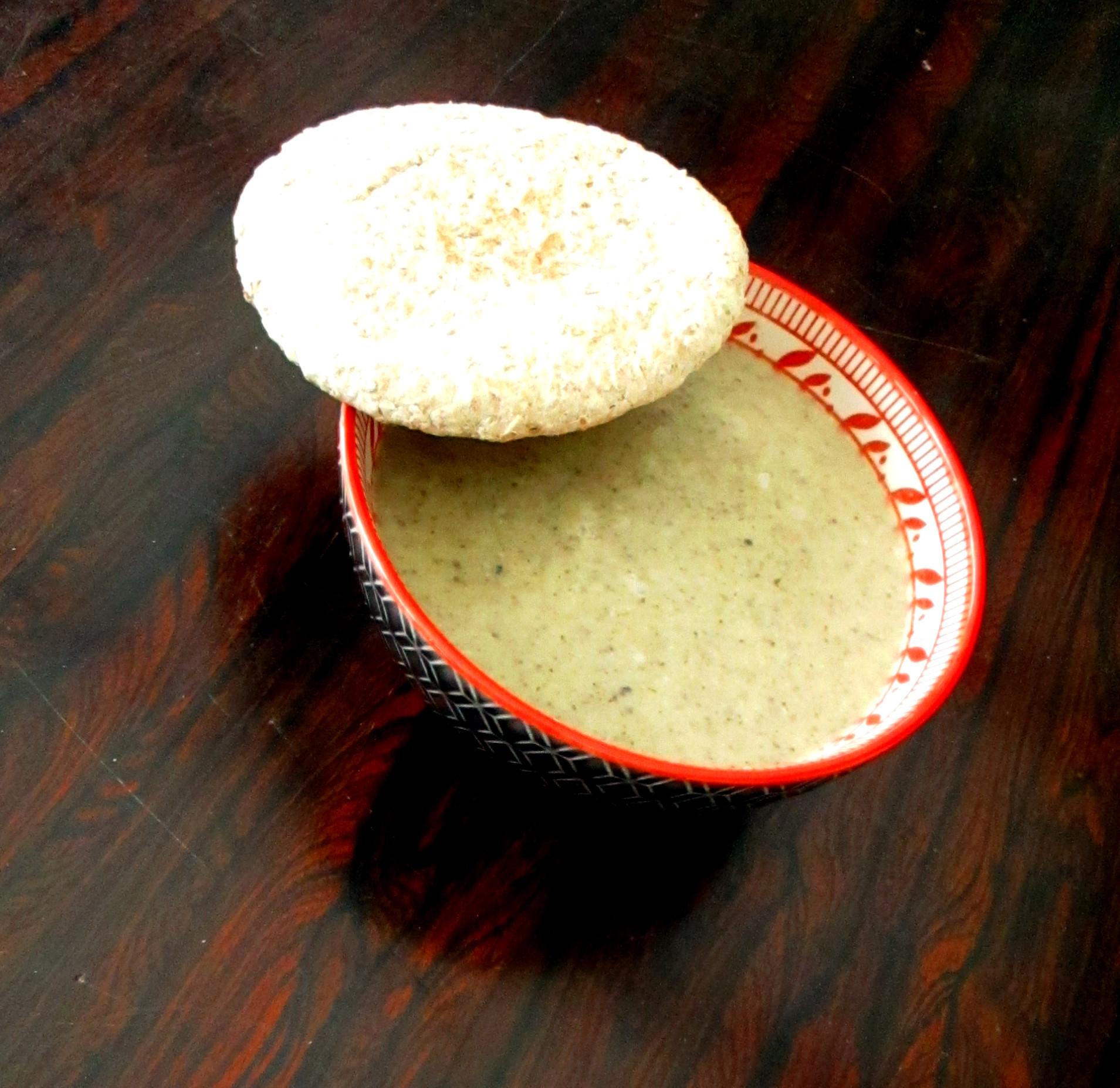 vegan veganistische champignonsoep romig creamy glutenvrij lactosevrij sojavrij