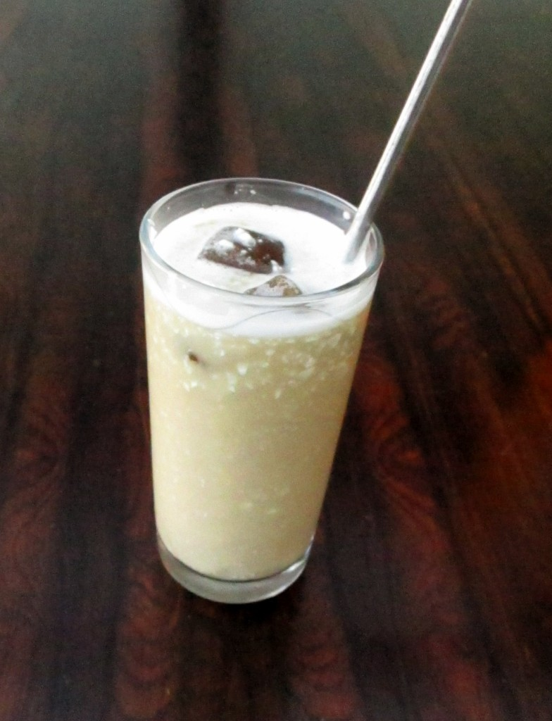 ijskoffie vegan veganistisch restjes lactosevrij