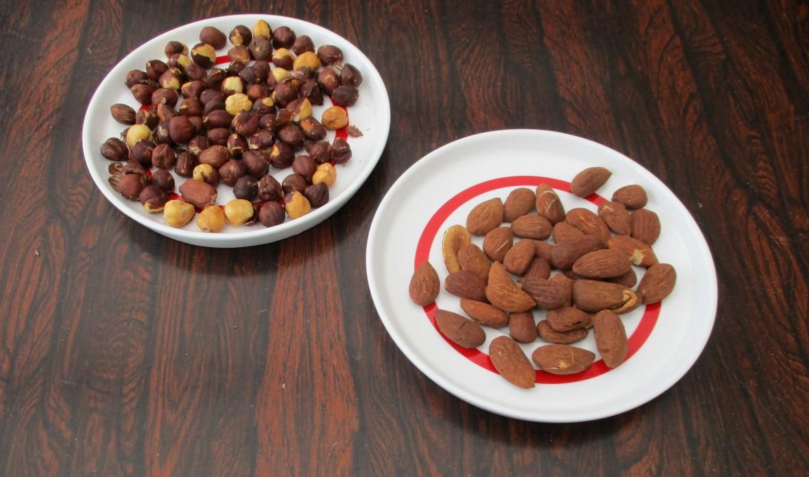geroosterde noten suikervrij vegan veganistisch sojavrij glutenvrij e-nummervrij meukvrij