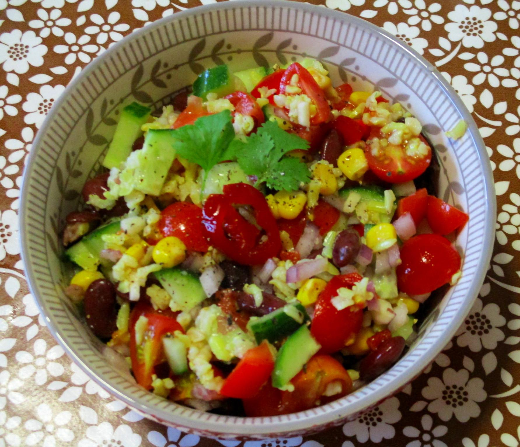 mexicaanse salade vegan veganistisch sojavrij glutenvrij.JPG