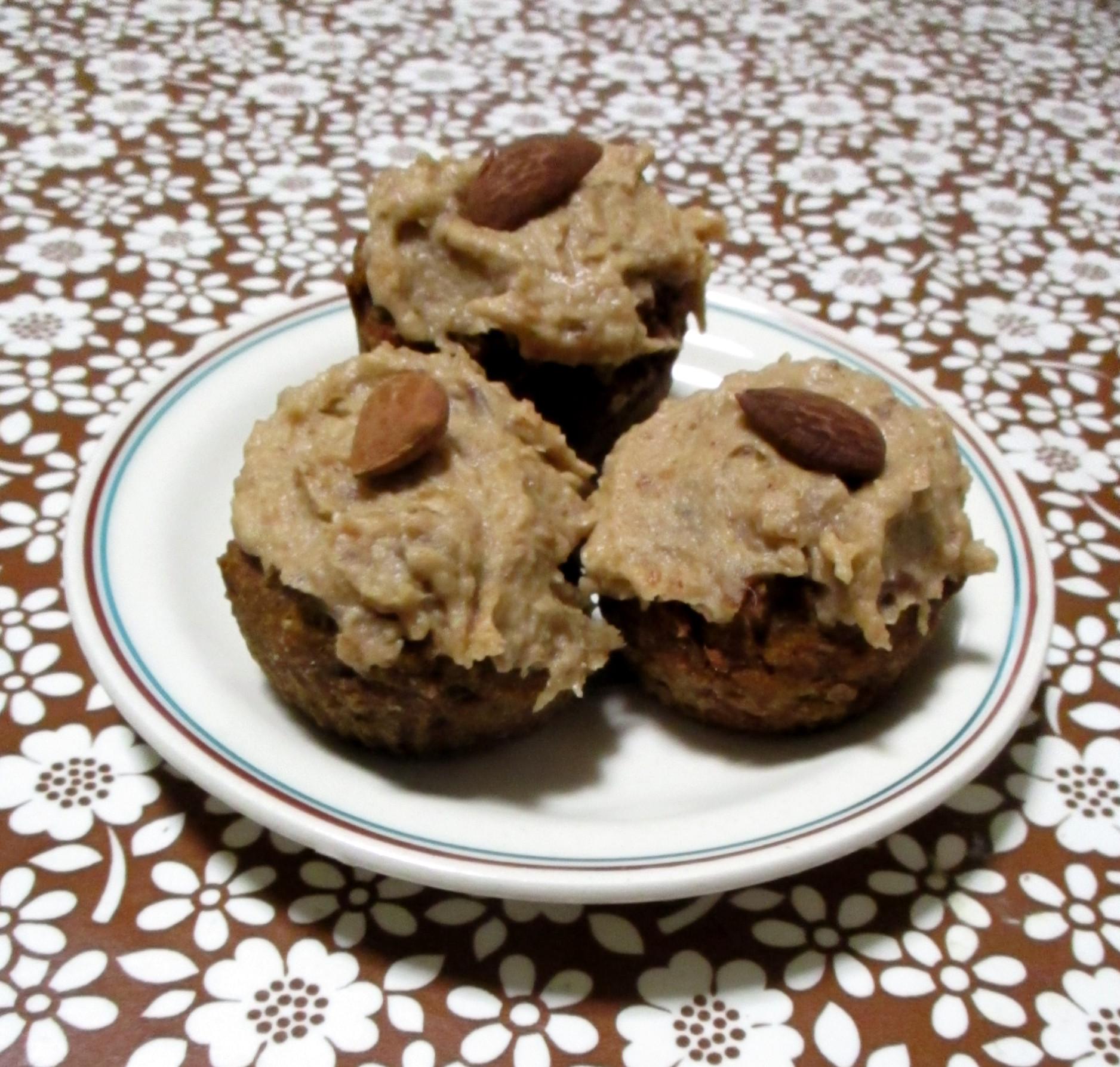 pompoenmuffin vegan veganistisch suikervrij gezond lowfat laow fat lactosevrij eivrij sojavrij